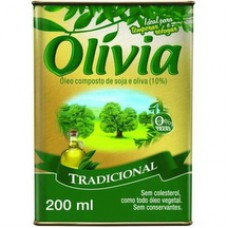 Oleo Composto Olivia 200ml Tradicional