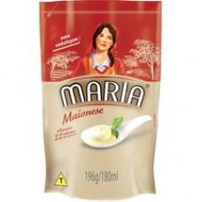 Maionese Maria 196g Sachet Trad.