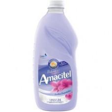 Amaciante Diluído Amacitel 2l Sonhos Encantados Roxo