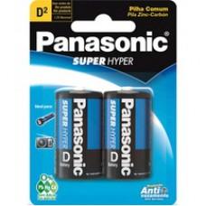 Pilha Panasonic 2un 1shs Grande