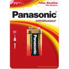 Bateria Panasonic Alc.9v 1un.