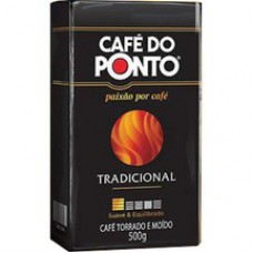 Cafe Do Ponto 500g Vacuo Tradicional