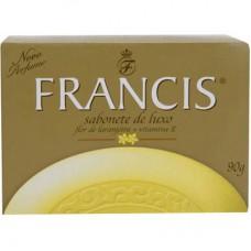 Sabonete Francis Classico 90g Amarelo Girasso