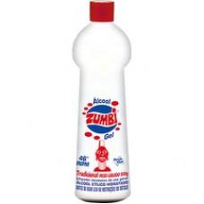 Alcool Zumbi 500g Gel Trad.46°