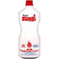 Alcool Zumbi 1l 46°