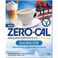 Adoçante Po Sucralose Zero Cal C/50 Env