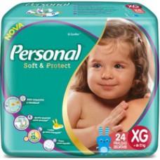 Fralda Personal Baby Jumbo Xg 24un