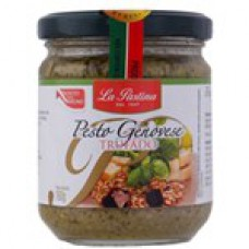 Molho Pesto Alla Genovese C/ Trufas La Pastina  180g