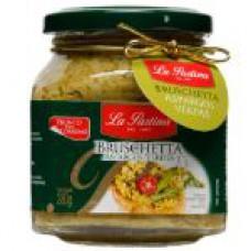 Bruschetta La Pastina Aspargo Verde  280g