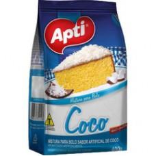 Mistura Bolo Apti 400g Coco