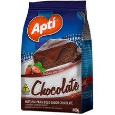 Mistura Bolo Apti 400g Chocolate