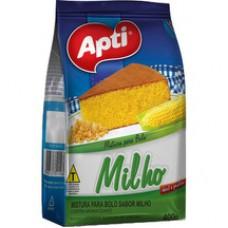 Mistura Bolo Apti 400g Milho
