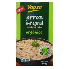 Arroz Integral Organico 250g Vapza