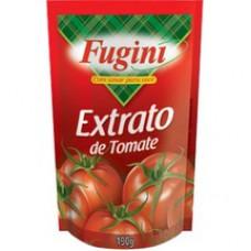 Extrato De Tomate Fugini 190g Sup