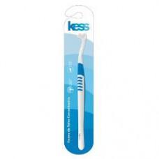 Escova Tufos Concentrados Macia Kess Belliz Azul