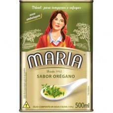 Oleo Composto Maria 500ml Oregano