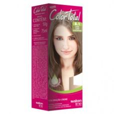 Coloração Color Total Salon Line Louro Claro Acinzentado - 8.1