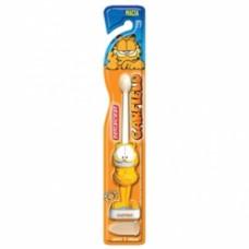 Escova Dentalclean Infantil Garfield 3d Macia