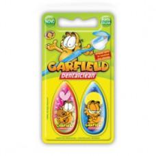 Porta Escova Dental Clean Infantil Garfield