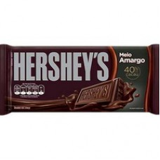 Chocolate Hersheys 115g Meio Amargo
