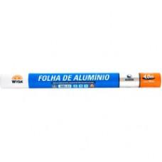 Folha Aluminio Wyda 4mx45cm