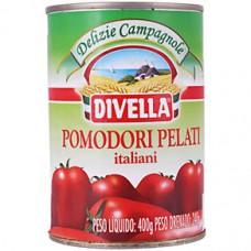 Pomodori Pelati Divella  Lata Easy Open 400g