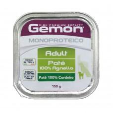 Gemon Monoproteíco Patê Cordeiro Caes 150grs