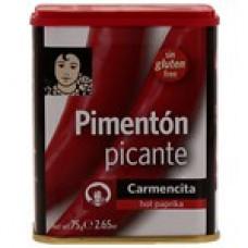Pimentão Em Pó Carmencita Picante   75g